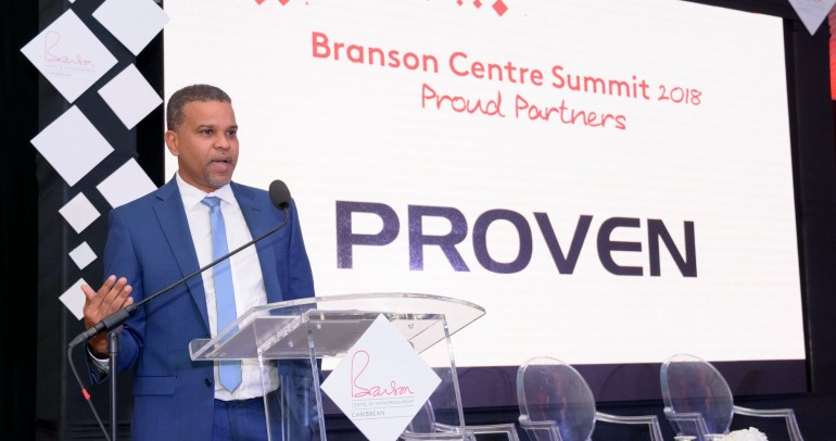 BRANSON CENTRE SUMMIT 2018